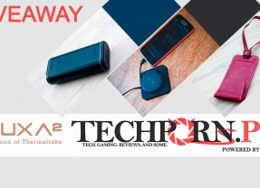 LUXA2 Triple Treat Holiday Giveaway!