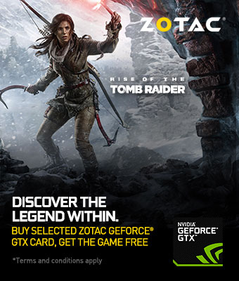 ZOTAC Game Bundle