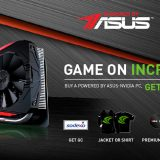 ASUS Announces ASUS and NVIDIA Game On Incredible Roadshow