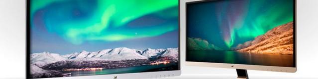 ViewSonic Introduces Stylish VX Series Monitors