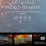 Battlefield 5 World Reveal To Be Streamed At May 6