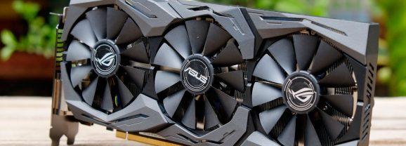 ASUS ROG GeForce GTX 1080 STRIX OC Edition Review