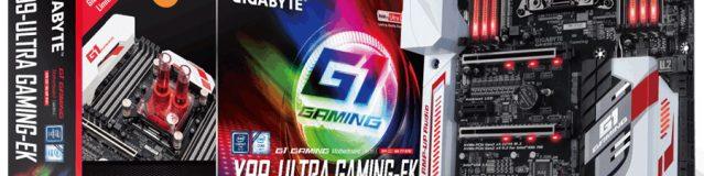 GIGABYTE Announces Limited Edition EKWB Bundle