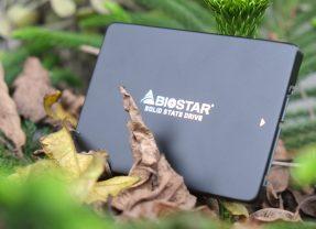 BIOSTAR G300 240GB SSD Review