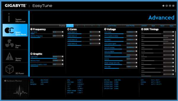 GIGABYTE EASY TUNE (3)