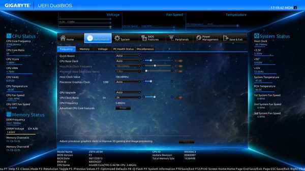GIGABYTE UEFI BIOS (4)