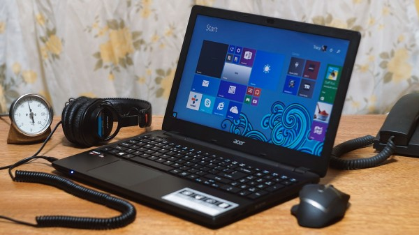 ACER Aspire E5-551G-812L Notebook Review