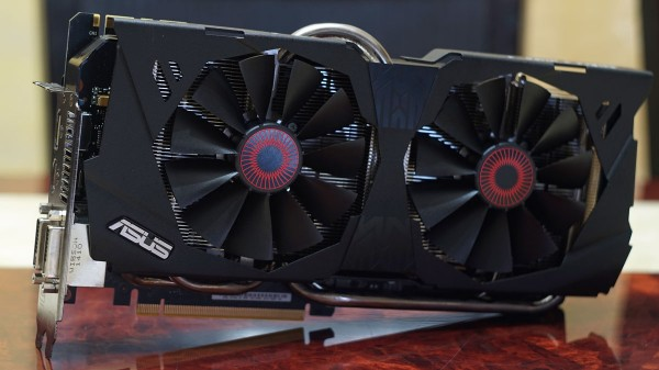 ASUS GeForce GTX 780 STRIX OC Review