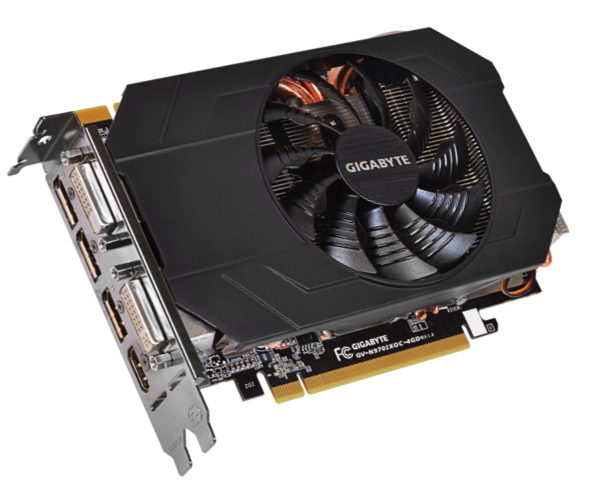 GIGABYTE Unveils The First Mini-ITX GTX 970