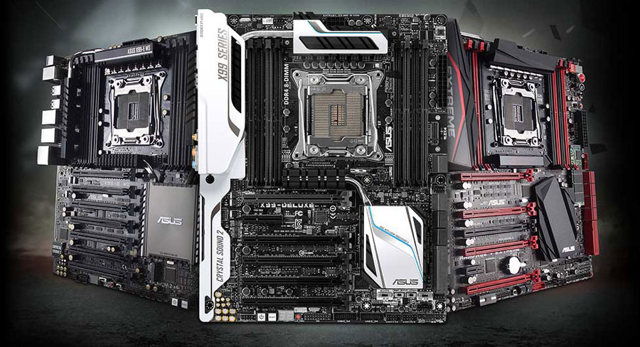 ASUS Launches X99 Motherboards In The PH