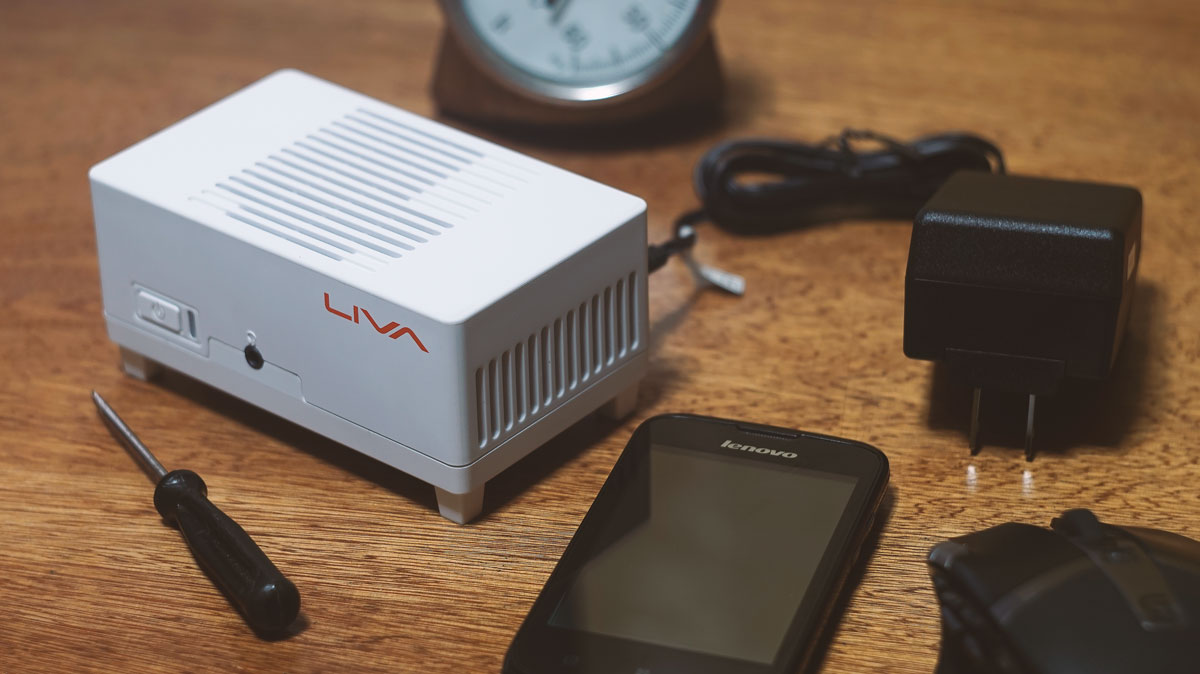 ECS LIVA Mini PC Kit Intel Bay Trail-M Review