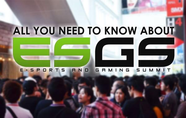 FAQ: Electronic Sports & Gaming Summit / ESGS 2014