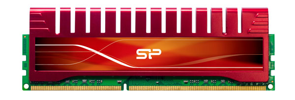 Silicon Power Presents New Heat Sink for Xpower DDR3
