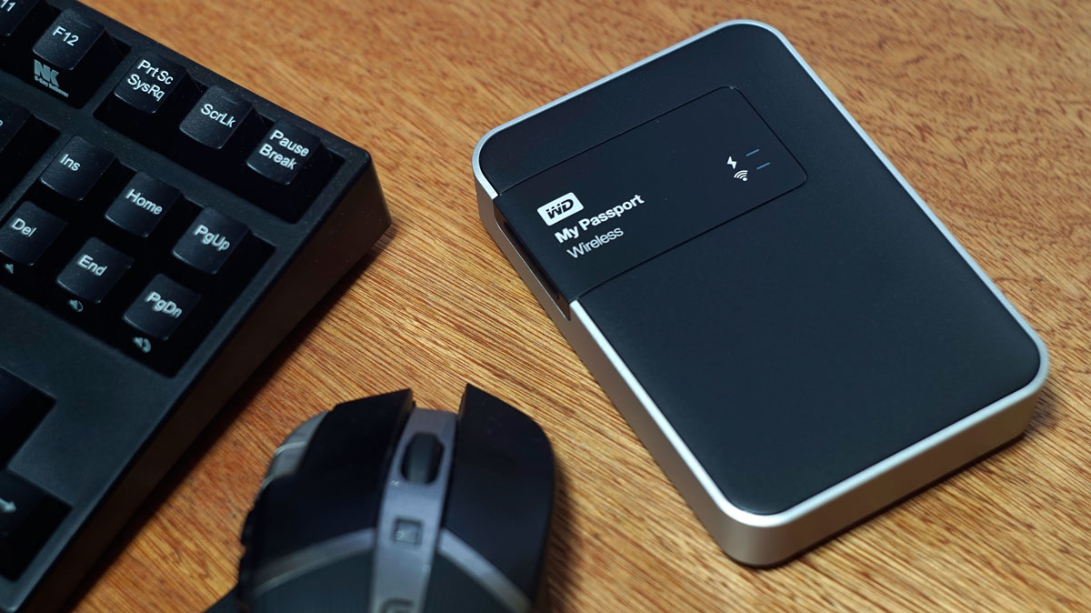 WD My Passport Wireless Review