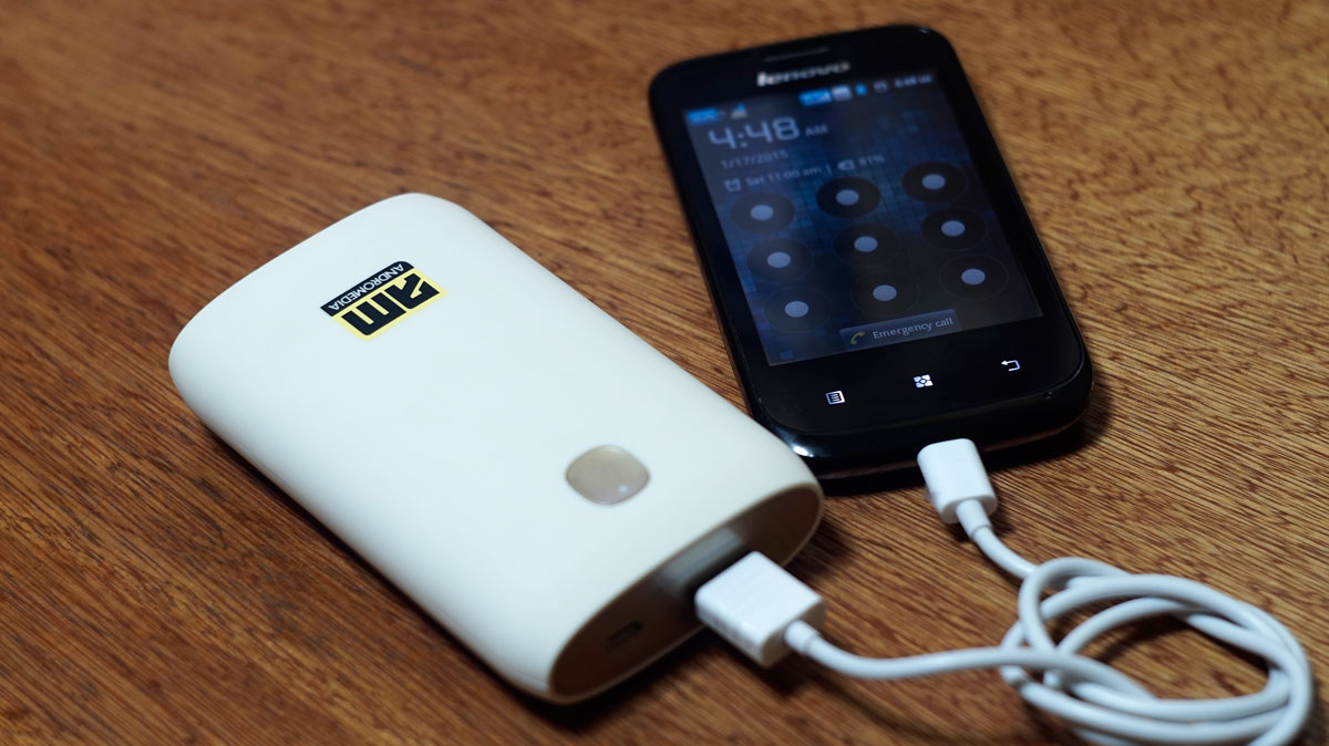 Andromedia / Capella M6 6600mAh Power Bank Review