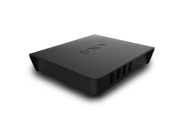 NZXT Releases DOKO Living Room Streaming Device