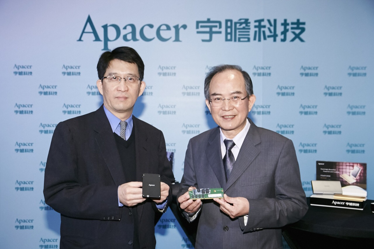 Apacer Launches the 3.0 Upgrade Plan to the Future