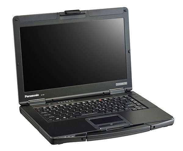 Panasonic Equips Toughbook CF-54 w/ AMD FirePro Graphics