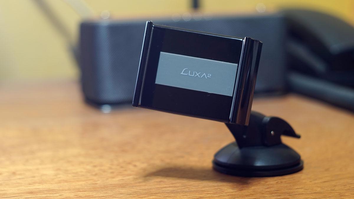 LUXA2 Smart Clip Universal Car / Desk Mount Holder Review