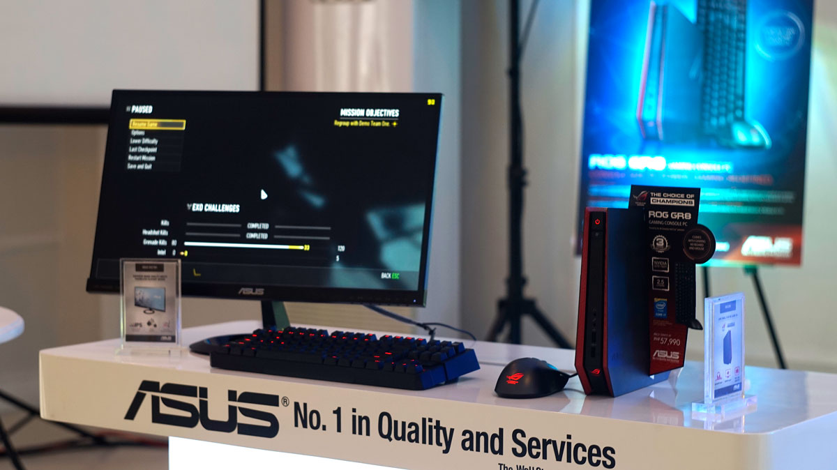 ASUS Shows Powerful Mini PCs For Work & Play