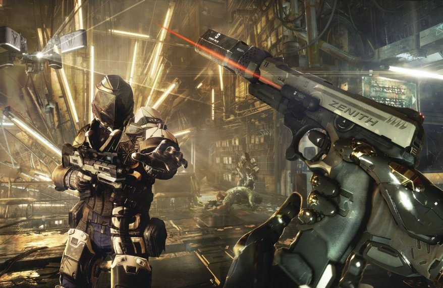 DEUS EX: Mankind Divided Announced, Trailer Out, Details Leaked!