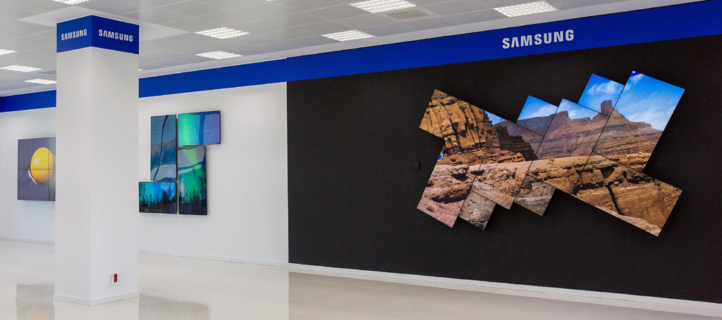 AMD Embedded R-Series APU Powers Samsung's ​Digital Signage Systems