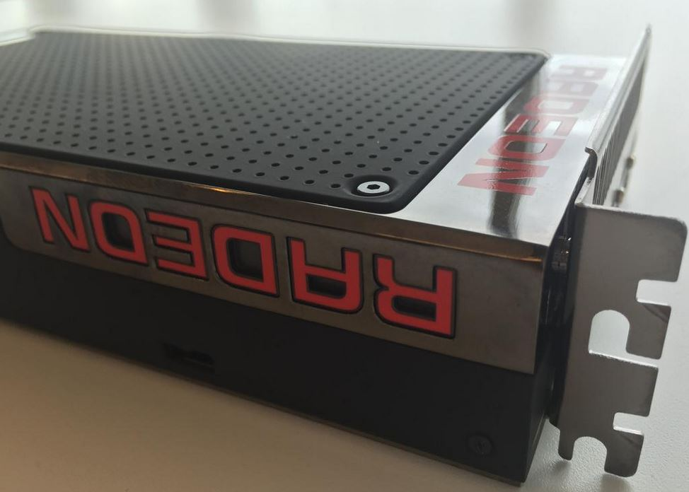 Picture of Top-End AMD Radeon R9 300 Series Surfaced