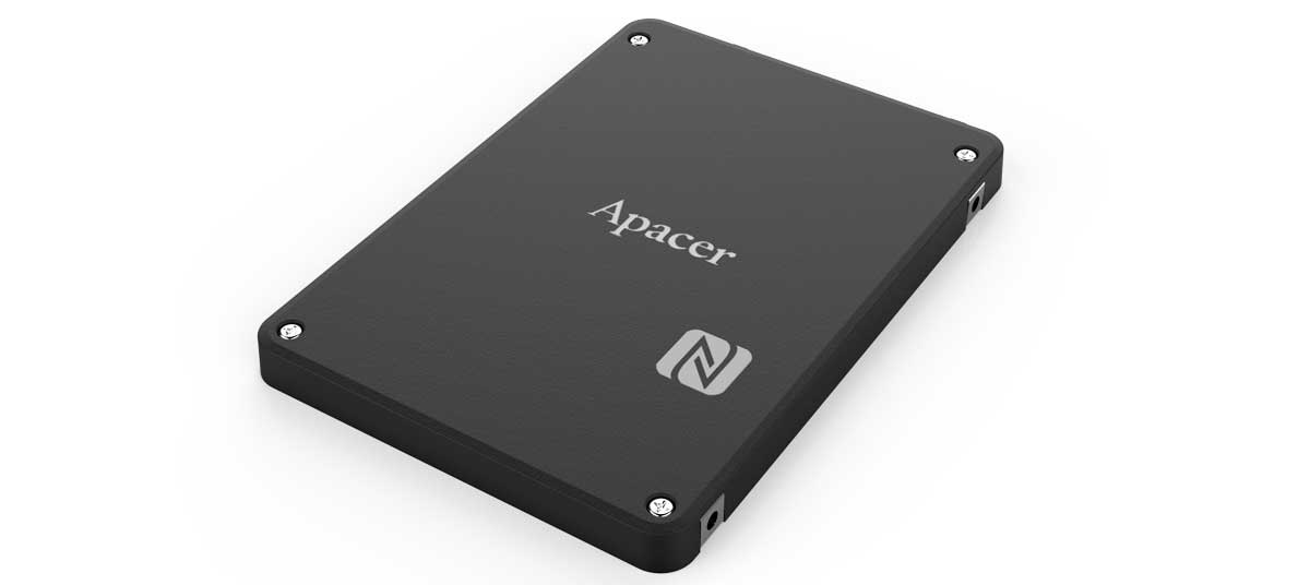 Apacer Presents NFC Equipped Value-Added Industrial SSD