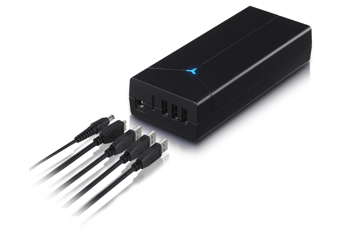 FSP Announces USB Hub Enabled Power Bricks