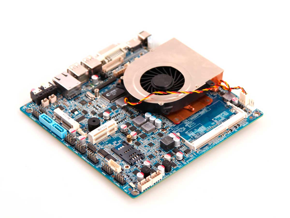 GIADA Reveals MG-5200SL ITX Board