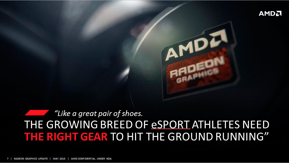 "AMD to Usher in ""A New Era in PC Gaming"" in Live Webcast at E3"