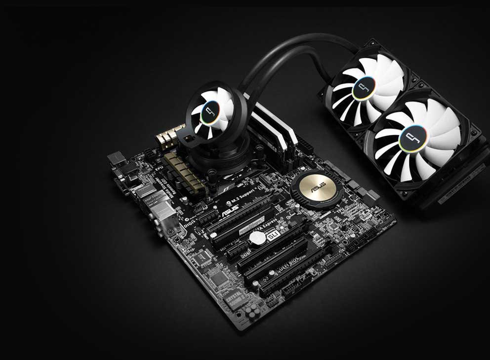 CRYORIG Announces New PSU, & Hybrid Cooling Solutions