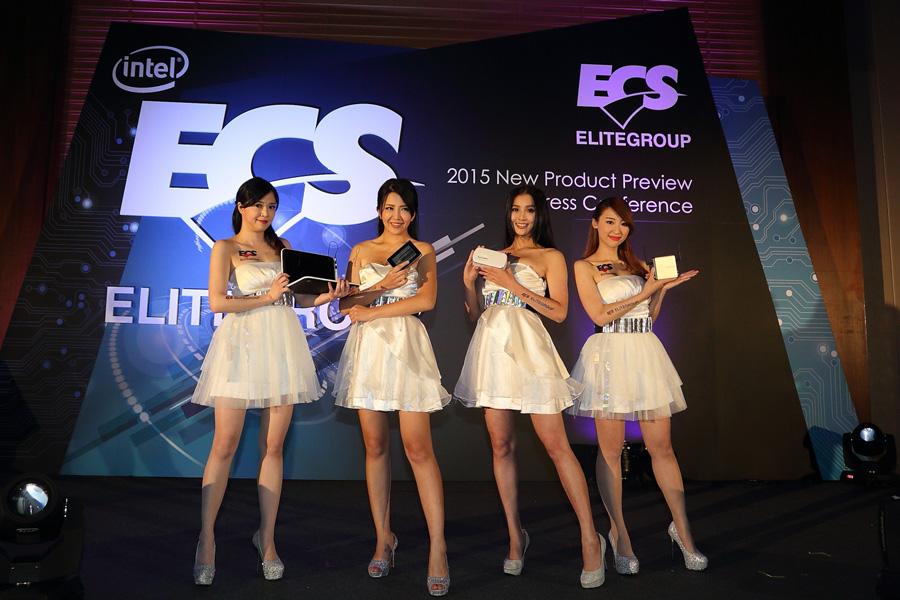 ECS Displays A Variety of LIVA Mini PCs & LEET Motherboards @ Computex 2015