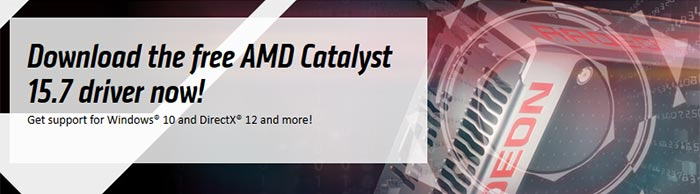 AMD Releases Catalyst 15.7 WHQL Driver w/ FRTC SUpport