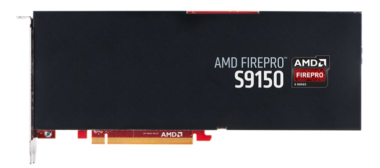 VMWorld 2015: AMD Unveils World's First Hardware-Based Virtualized GPU Solution