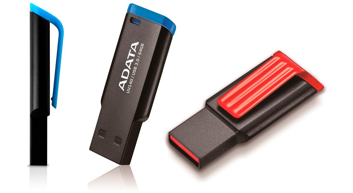 ADATA Launches the UV140 USB 3.0 Flash Drive