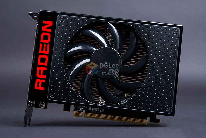 AMD Radeon R9 Fury Nano Smiles At The Camera