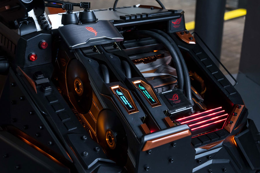 ASUS ROG @ IFA: Motherboards, External Graphics, & More!
