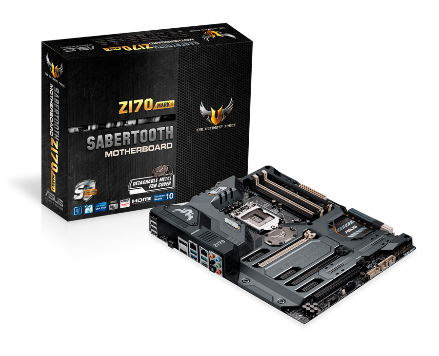 ASUS Announces Z170 Series Motherboards w/ Pricing & Availability