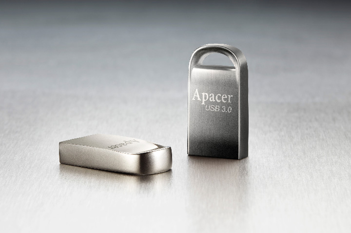 Apacer Unveils AH115 & AH156 Super-Mini Fingertip USB Flashes