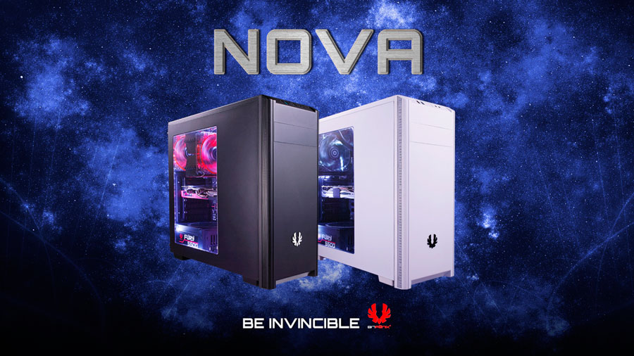 BitFenix Redefines Budget With The NOVA Mid Tower