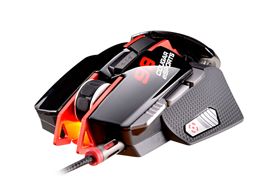 COUGAR Announces 700M eSports Gaming Mouse