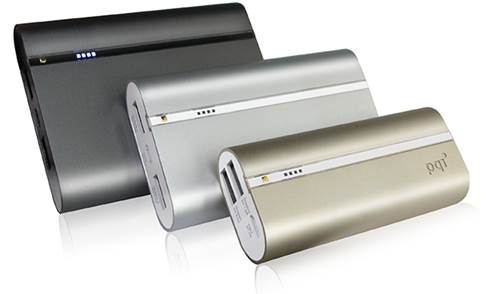 PQI's Metallic Accessories Made to Visually Match iPhone 6 and iPad