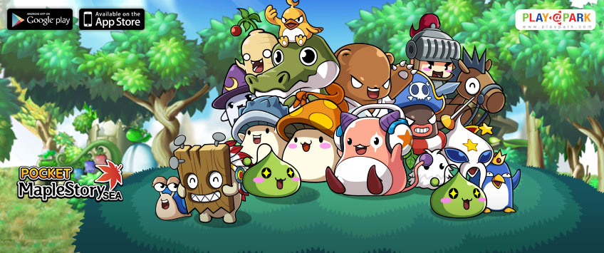 Playpark Grabs Publishing Rights for Pocket MapleStory SEA