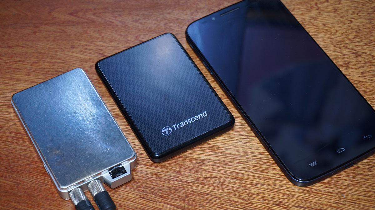 1TB Transcend ESD400 Portable USB 3.0 SSD Review