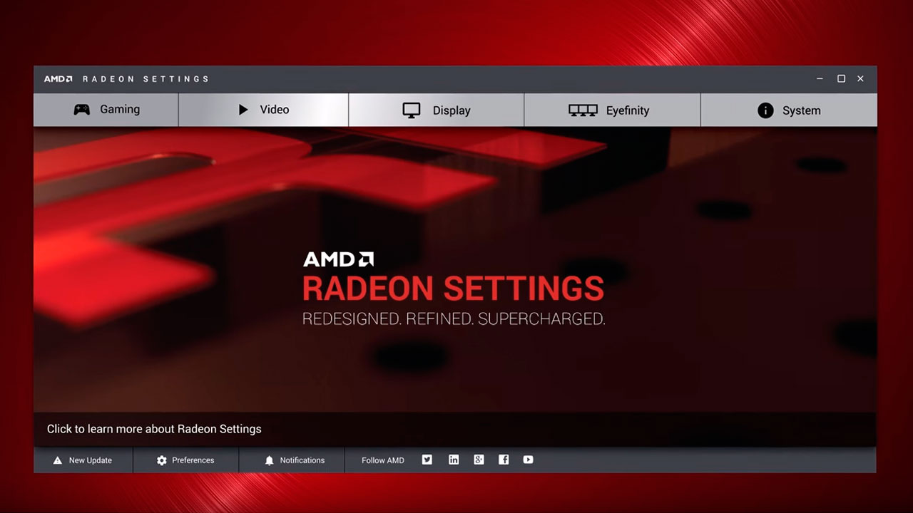 AMD Launches Radeon Software Crimson Edition