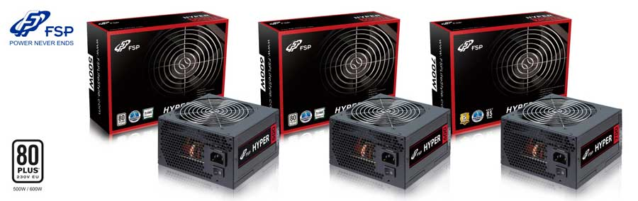 FSP Relaunches New HYPER Series PSU at an Affordable Price
