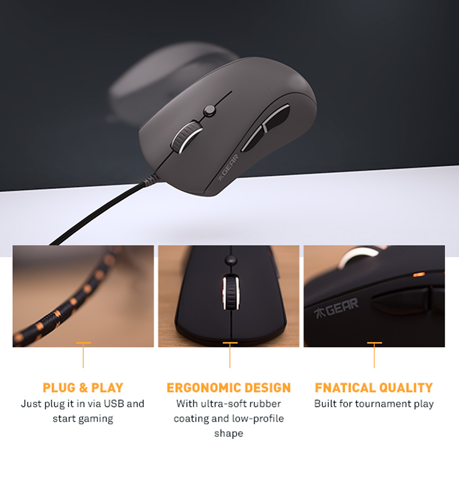Fnatic Gear Enters Kickstarter Campaign