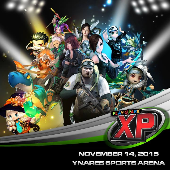 PlayPark XP Is The Extreme Party For PH Gamers