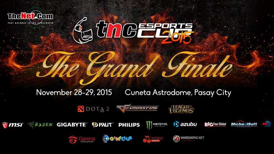 TNC Readies eSport's First Arena Debut In the Philippines